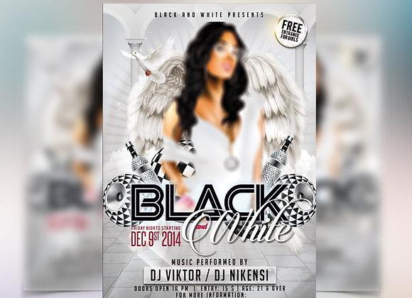 Black & White Party 3