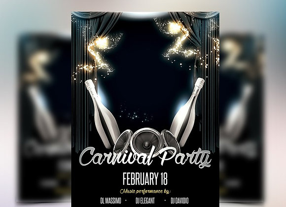 Carnival Party 2