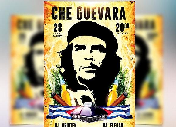 Che Guevara Party