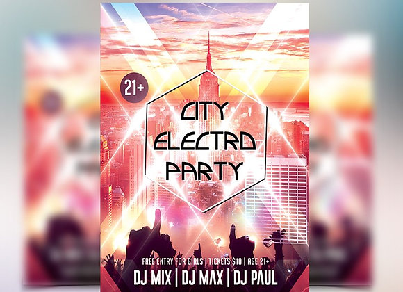 City Sound Party