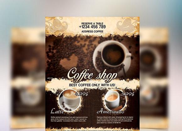 Coffee Shop Design 1