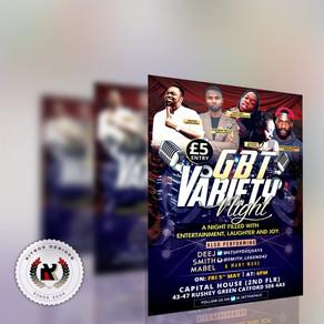 GBT Variety Night