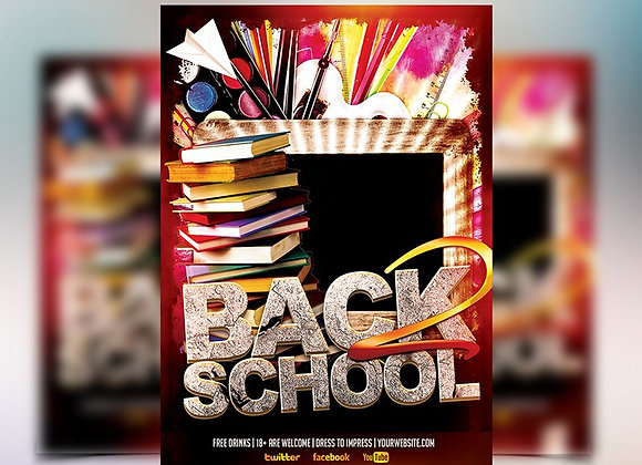 Back 2 School 2