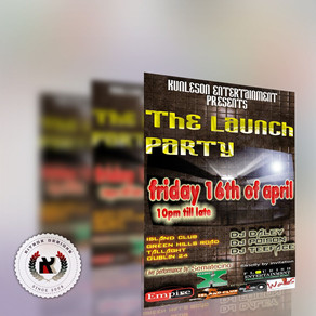 The Launch Party