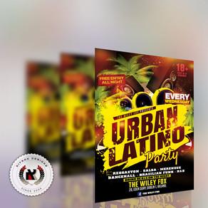 Urban Latino Party II