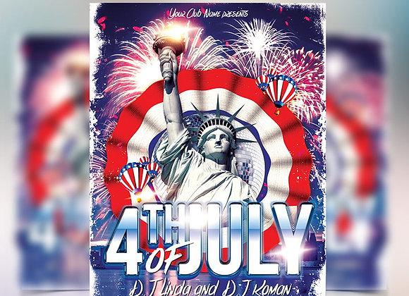4th of July I