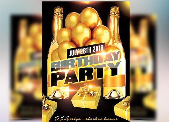 Birthday Party 6