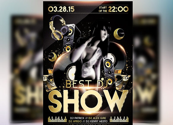 0000093 Best Dj Show