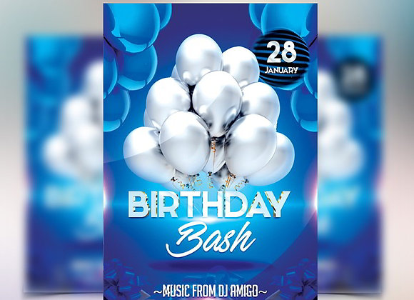 Birthday Bash 4