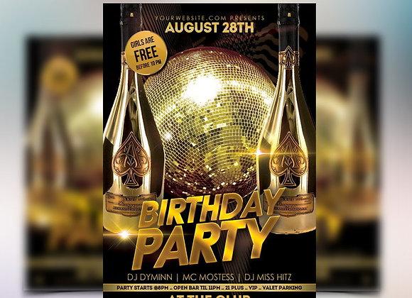 Birthday Party 10