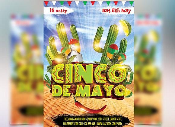 Cinco De Mayo 2