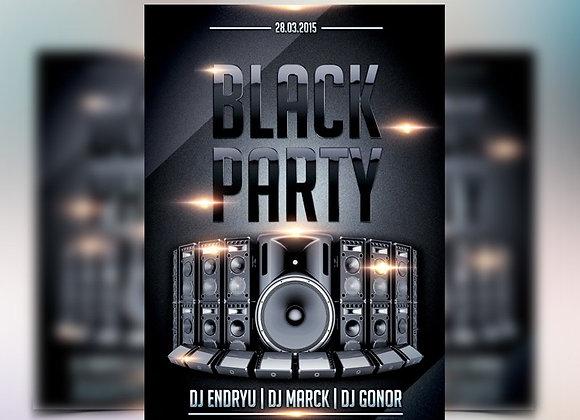 Black Party 1