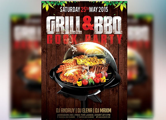 BBQ Party 3
