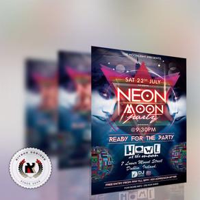 Neon Moon Party