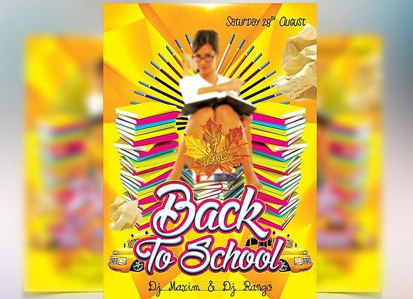 Back 2 School 4