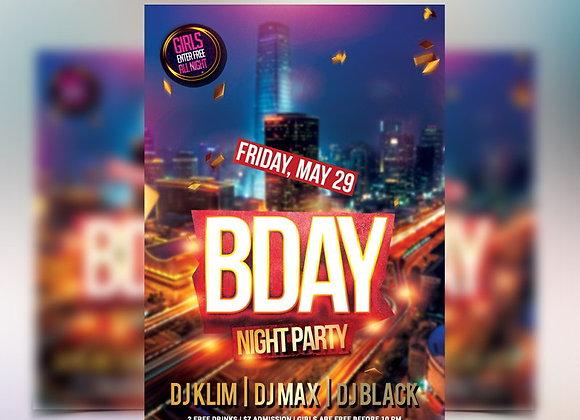 Birthday Bash 5