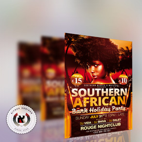 Southern African Bank Holiday Party