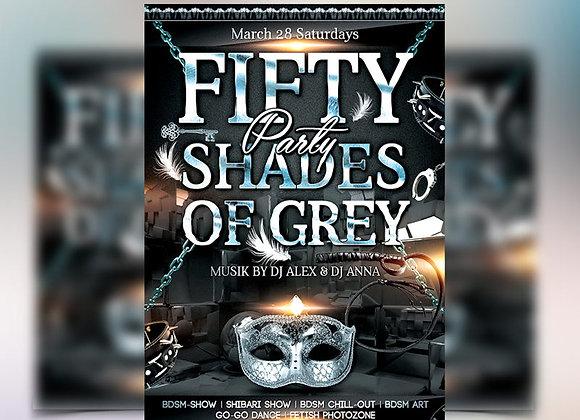50 Shades of Grey 2