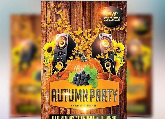 Autumn Party 1