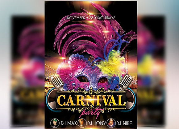 Carnival Party 1