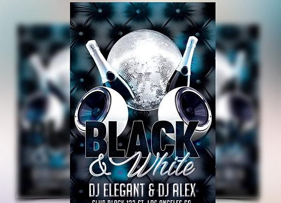 Black & White Party 2