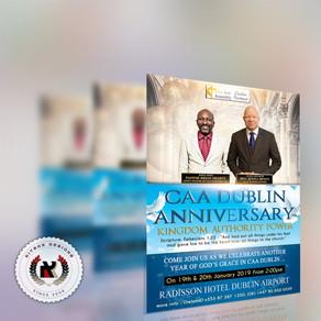 CAA Dublin Anniversary