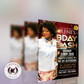 Irene Birthday Bash