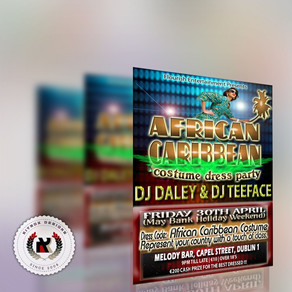 African Caribbean Costume Party