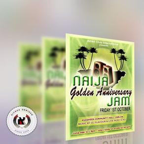 Naija Golden Anniversary Jam