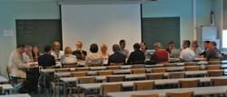 36-Congrès Liège 2014, réunion du comex.