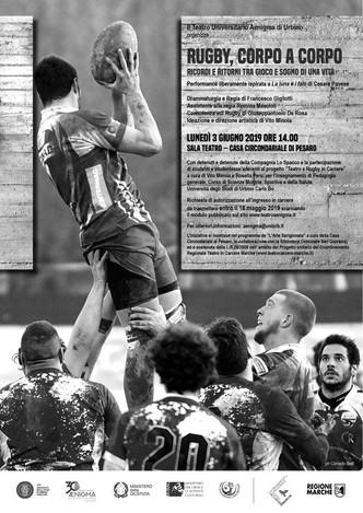 Rugby, corpo a corpo. Ricordi e ritorni tra gioco e sogno di una vita