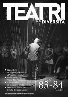 Teatri delle Diversità 83-84