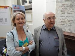 33--Congrès Liège 2014, Françoise Odin e