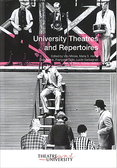 University Theatres and Repertoires