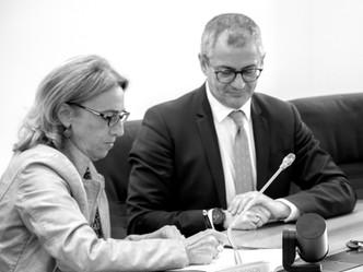 Sottoscritto il nuovo protocollo d'Intesa triennale per la promozione del Teatro in Carcere in Itali