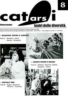 Catarsi - Teatri delle diversità / n. 8