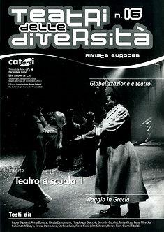 Teatri delle diversità / n. 16