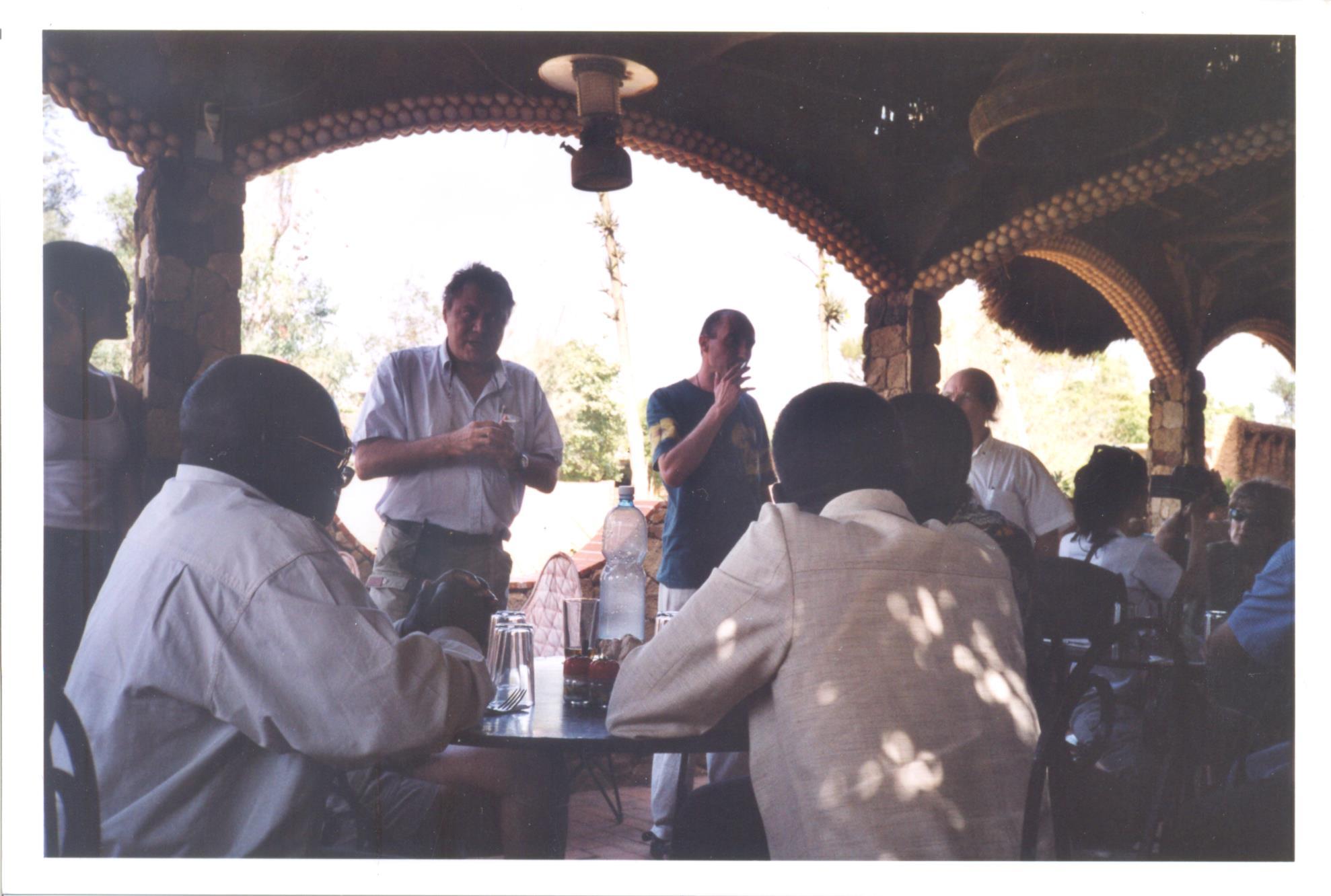 AITU Congrès de Dakar, 1999.