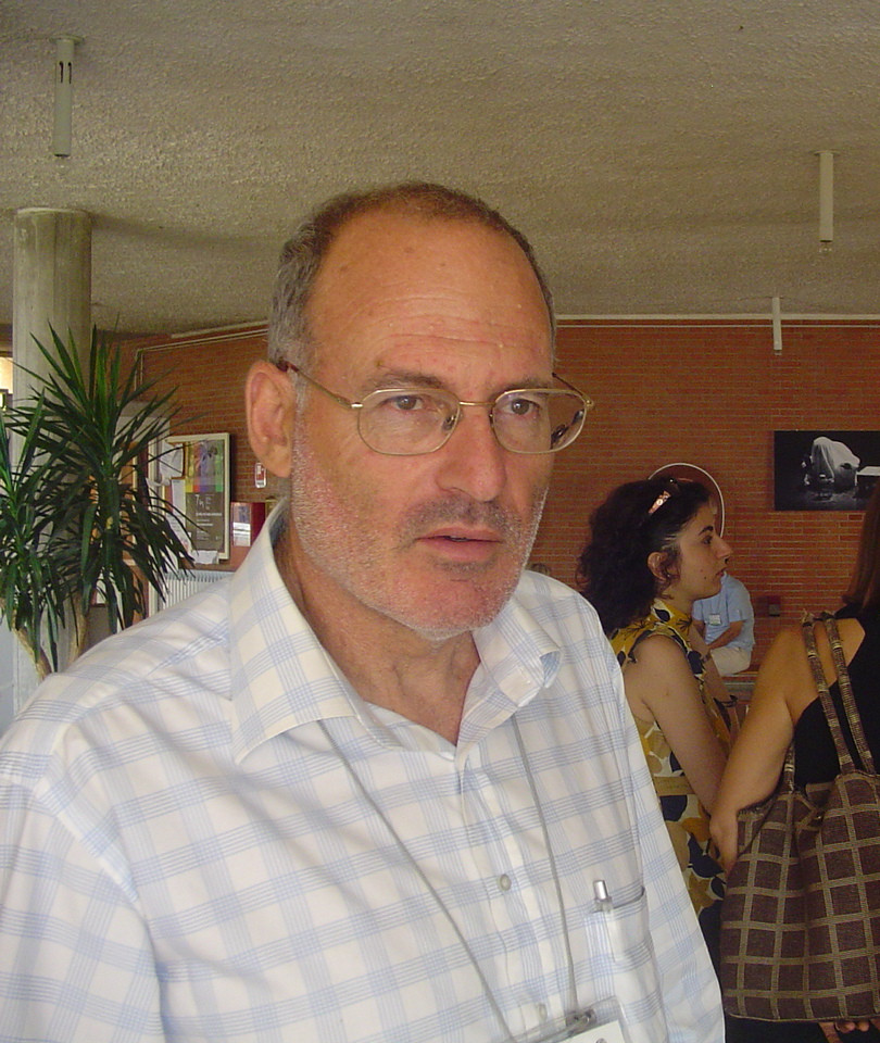 Ouriel Zohar at the Urbino World Congress in 2006