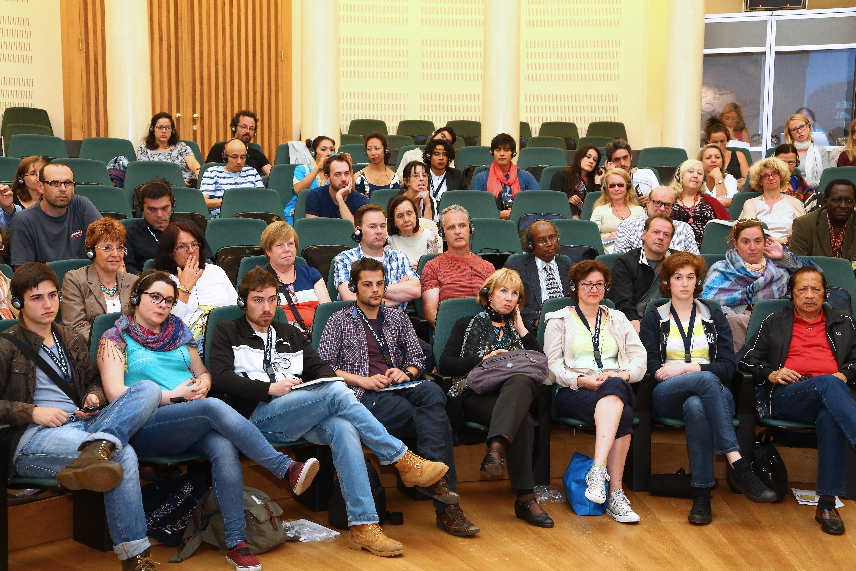 06b-Congrès Liège 2014 Cérémonie d'ouver