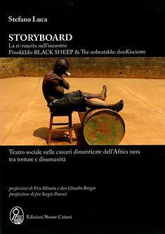 Storyboard / libro + DVD (fuori catalogo)