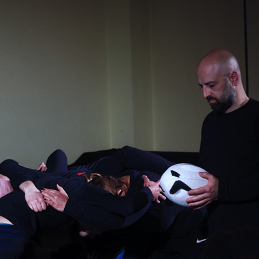 Rugby, physical contact. The pedagogic experience of the theatre in detention centres.