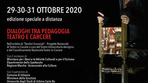 XXI Convegno Internazionale Teatri delle Diversità - edizione speciale online