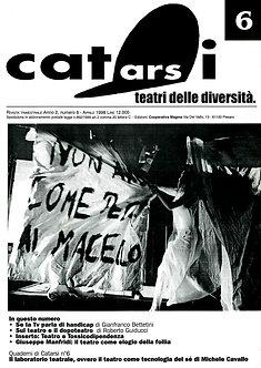 Catarsi - Teatri delle diversità / n. 6
