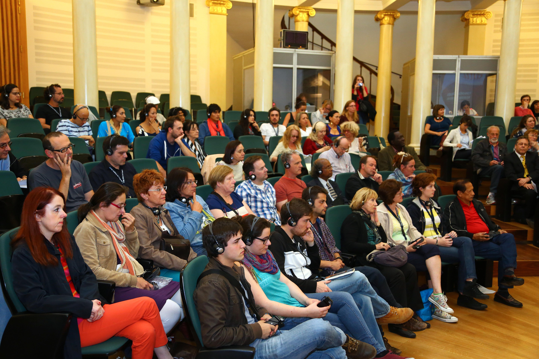 05-Congrès Liège 2014 Cérémonie d'ouvert