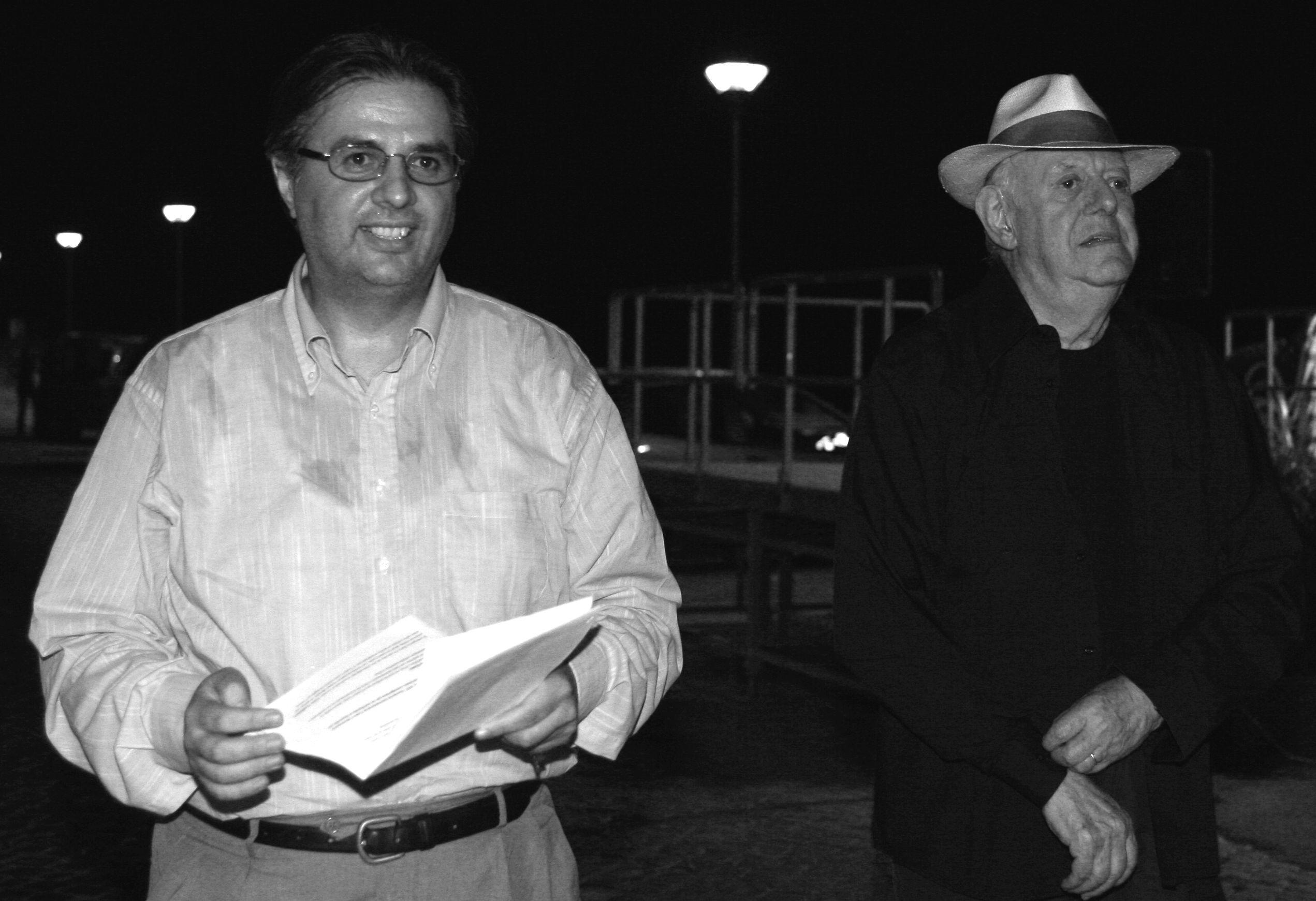 58. Vito Minoia e Dario Fo