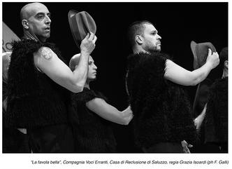 Risalto internazionale per la quinta giornata nazionale del Teatro in Carcere promossa dal Teatro Ae