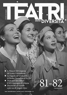 Teatri delle Diversità 81-82
