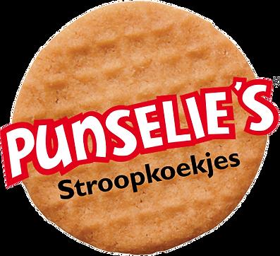 Punselie's Stroopkoekjes uit Gouda
