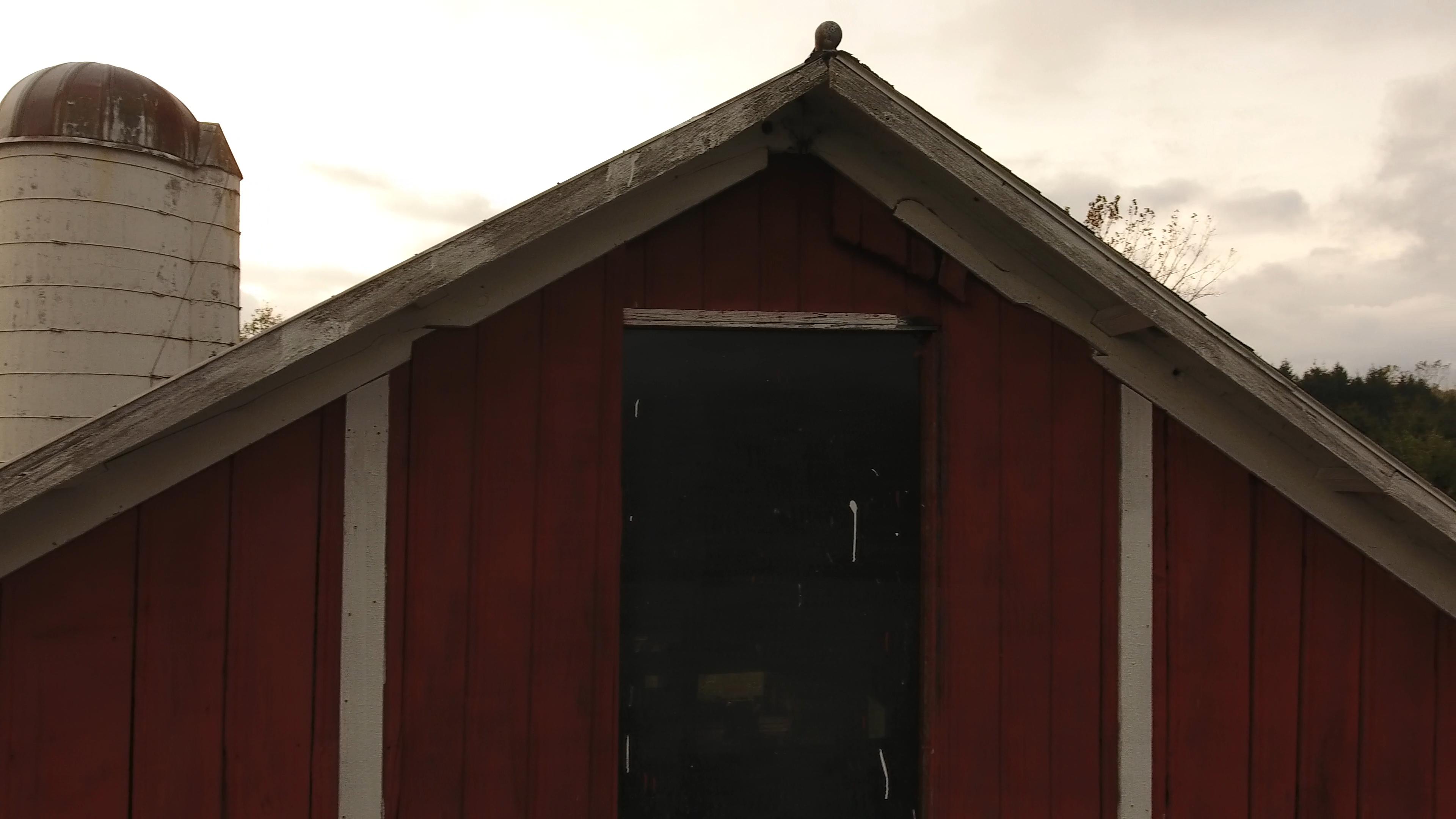 inspection barn peak 10-20-18